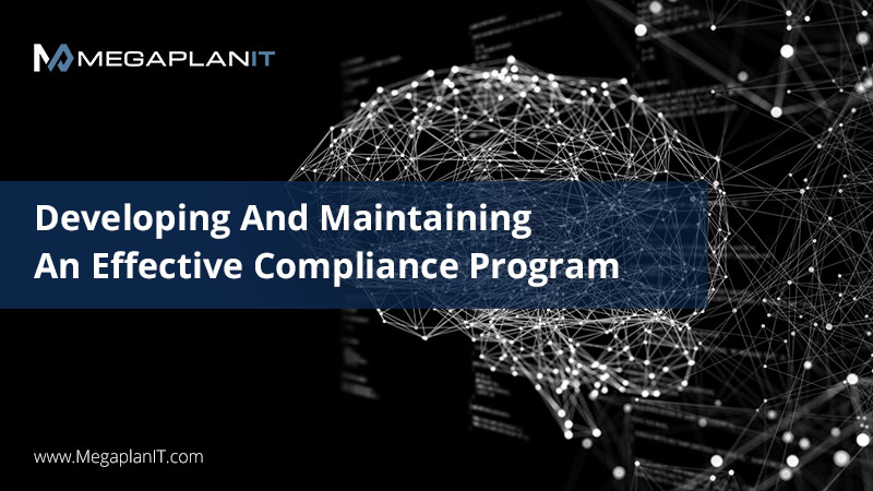 MegaplanIT-Developing And Maintaining An Effective ComplianceProgram