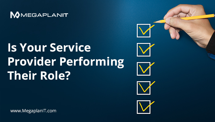MegaplanIT - Is Your Service  Provider Performing  Their Role?